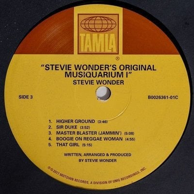 Stevie Wonder Original Musiquarium I (2 LP)