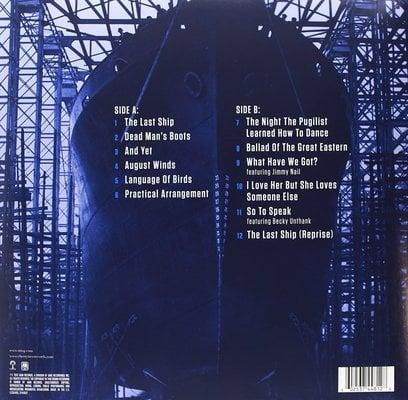 Sting The Last Ship (Vinyl LP)