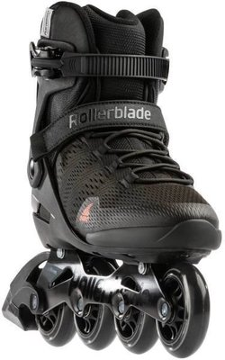 Rollerblade Spark 80 Black/Warm Orange 260