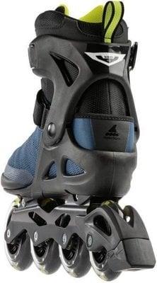 Rollerblade Sirio 90 Denim Blue/Lime 265