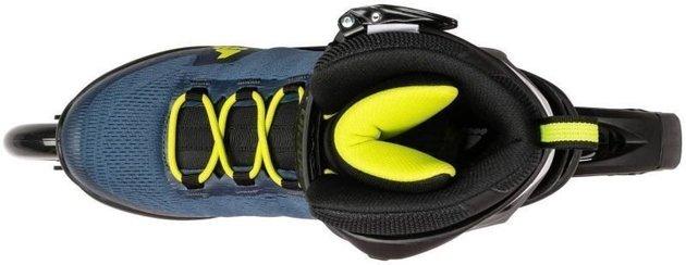 Rollerblade Sirio 90 Denim Blue/Lime 275
