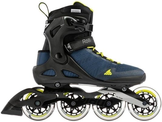 Rollerblade Sirio 90 Denim Blue/Lime 285