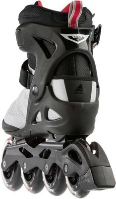 Rollerblade Sirio 90 W Light Grey/Geranium 235