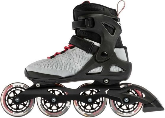 Rollerblade Sirio 90 W Light Grey/Geranium 255