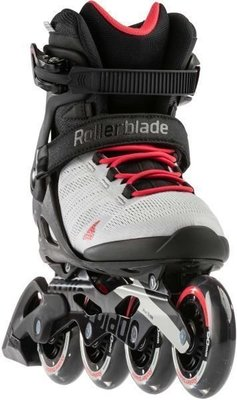 Rollerblade Sirio 90 W Light Grey/Geranium 265