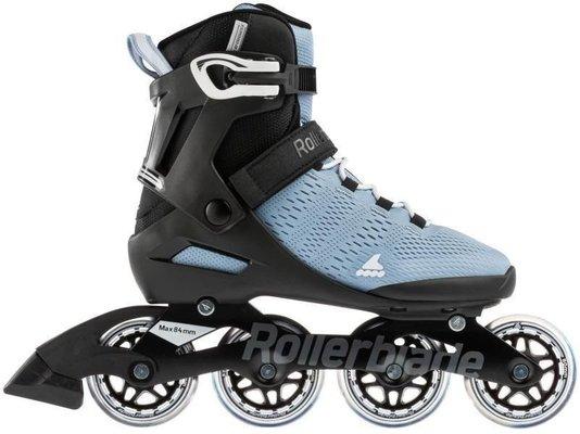 Rollerblade Spark 80 W Forever Blue/White 240