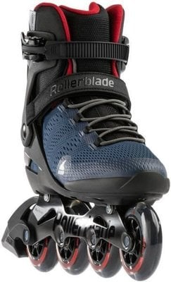 Rollerblade Spark 84 Dark Denim/Jester Red 290