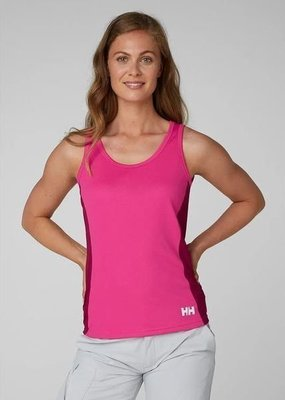 Helly Hansen W HH Lifa Active Light Singlet Dragon Fruit S