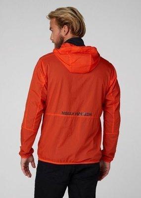 Helly Hansen Active Windbreaker Jacket Cherry Tomato L