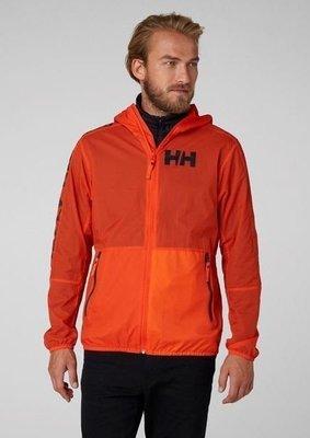 Helly Hansen Active Windbreaker Jacket Cherry Tomato XL