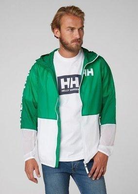 Helly Hansen Active Windbreaker Jacket Pepper Green L