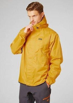 Helly Hansen Loke Jacket Golden Glow M
