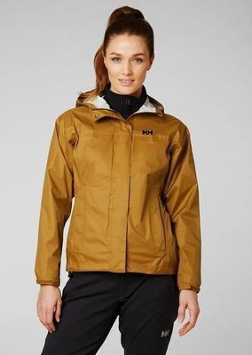 Helly Hansen W Loke Jacket Cedar Brown L