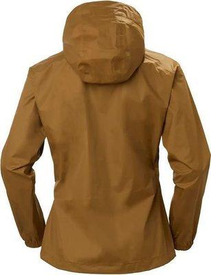 Helly Hansen W Loke Jacket Cedar Brown S