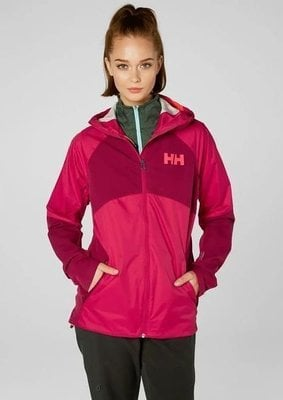 Helly Hansen W Vanir Heta Jacket Persian Red XS