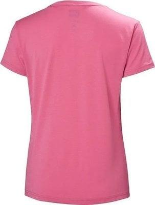 Helly Hansen W Skog Graphic T-Shirt Azalea Pink L