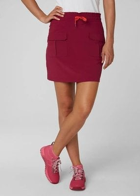 Helly Hansen W Vik Skirt Plum L