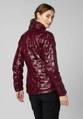 Helly Hansen W Lifaloft Insulator Jacket Wild Rose Jakna na postrem