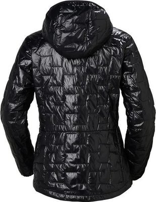 Helly Hansen W Lifaloft Hooded Insulator Jacket Black L