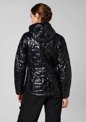 Helly Hansen W Lifaloft Hooded Insulator Jacket Black M