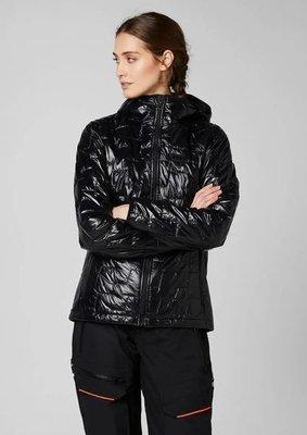 Helly Hansen W Lifaloft Hooded Insulator Jacket Black XL