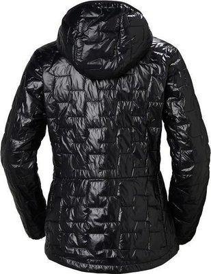 Helly Hansen W Lifaloft Hooded Insulator Jacket Black Outdoor Jacket