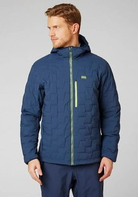 Helly Hansen Lifaloft Hooded Stretch Insulator Jacket Jakna na postrem