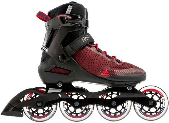 Rollerblade Spark 90 W Burgundy/Night Shadow Blue 245