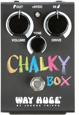 Dunlop Way Huge WHE205C Chalky Box Special Edition