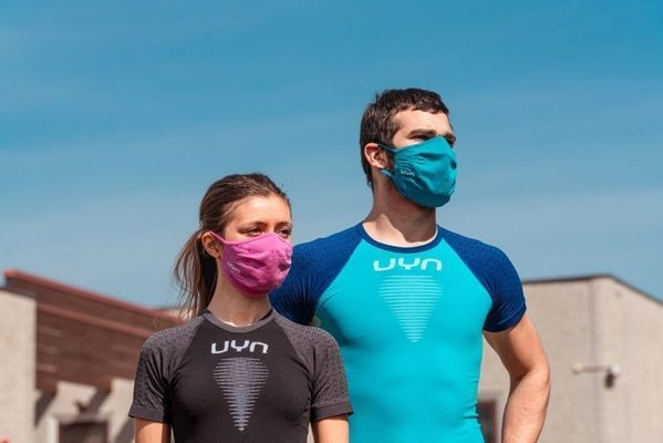 UYN Community Mask Grey M