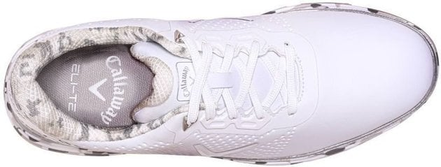 Callaway Apex Coronado Mens Golf Shoes White/Camo UK 8,5