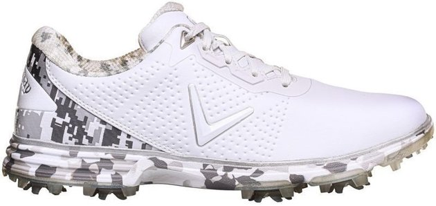 Callaway Apex Coronado Mens Golf Shoes White/Camo UK 10,5