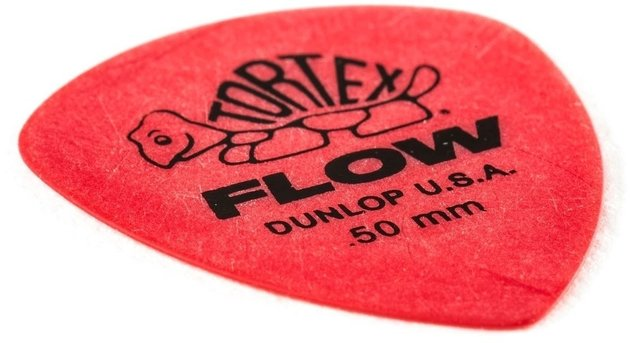 Dunlop 558P050 Tortex Flow Player's Pack 0.50