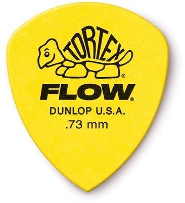 Dunlop 558P050 Tortex Flow Player's Pack 0.73
