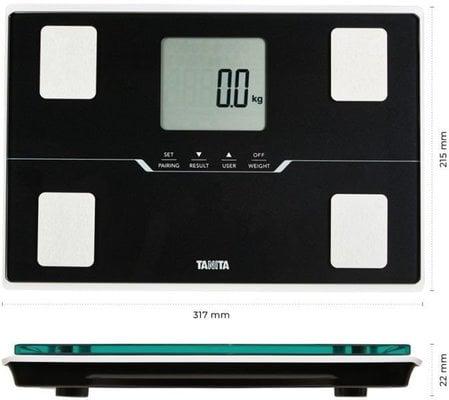 Tanita BC-401 Smart váha Černá