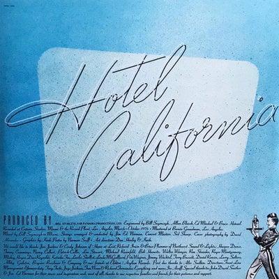 Eagles Hotel California (Vinyl LP)