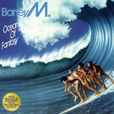 Boney M. Complete (Original Album Collection) (9 x LP Box Set)