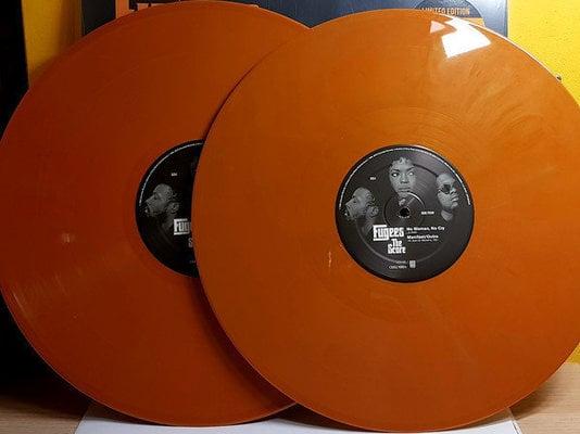 The Fugees Score (Orange Gold Coloured Vinyl) (2 LP)