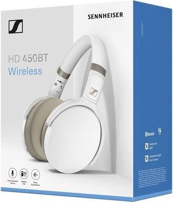Sennheiser HD 450BT Blanc