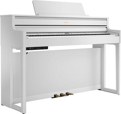 Roland HP 704 White