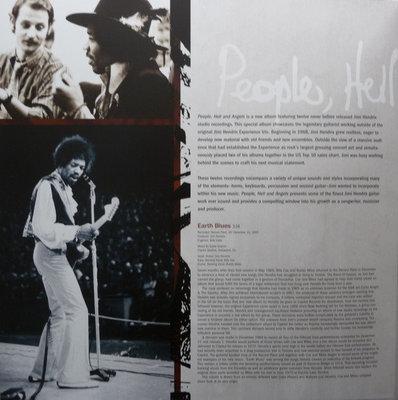 Jimi Hendrix People, Hell & Angels (Gatefold Sleeve) (2 LP)