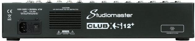 Studiomaster Club XS12+