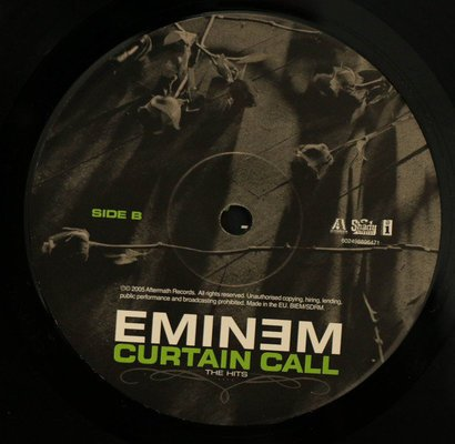 Eminem Curtain Call (2 LP)