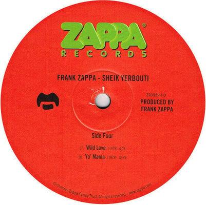 Frank Zappa Sheik Yerbouti (2 LP)