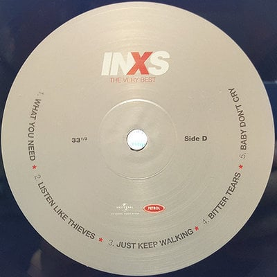 INXS The Very Best (2 LP)