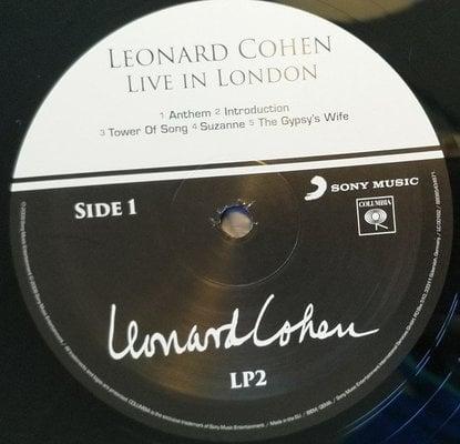 Leonard Cohen Live In London (3 LP)