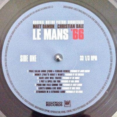 Le Mans '66 Original Motion Picture Soundtrack (Vinyl LP)