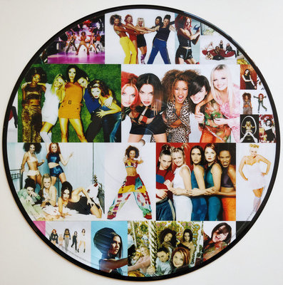 Spice Girls Greatest Hits (Picture Disc LP)