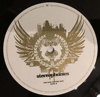 Stereophonics Decade In The Sun: Best Of (2 LP)