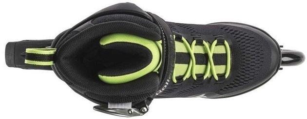 Rollerblade Macroblade 90 Black/Acid Green 27/42